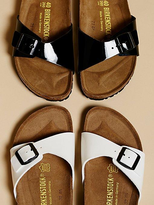 Product Image: 漆皮Madrid勃肯鞋