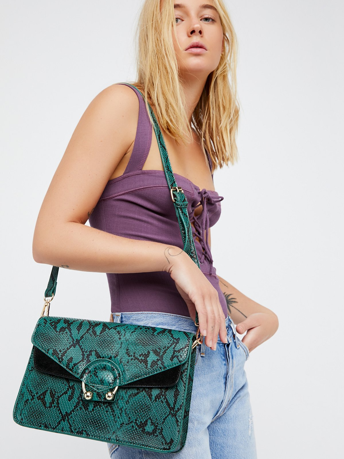 Around Town Crossbody