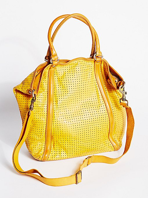 Product Image: Sienna Leather Tote