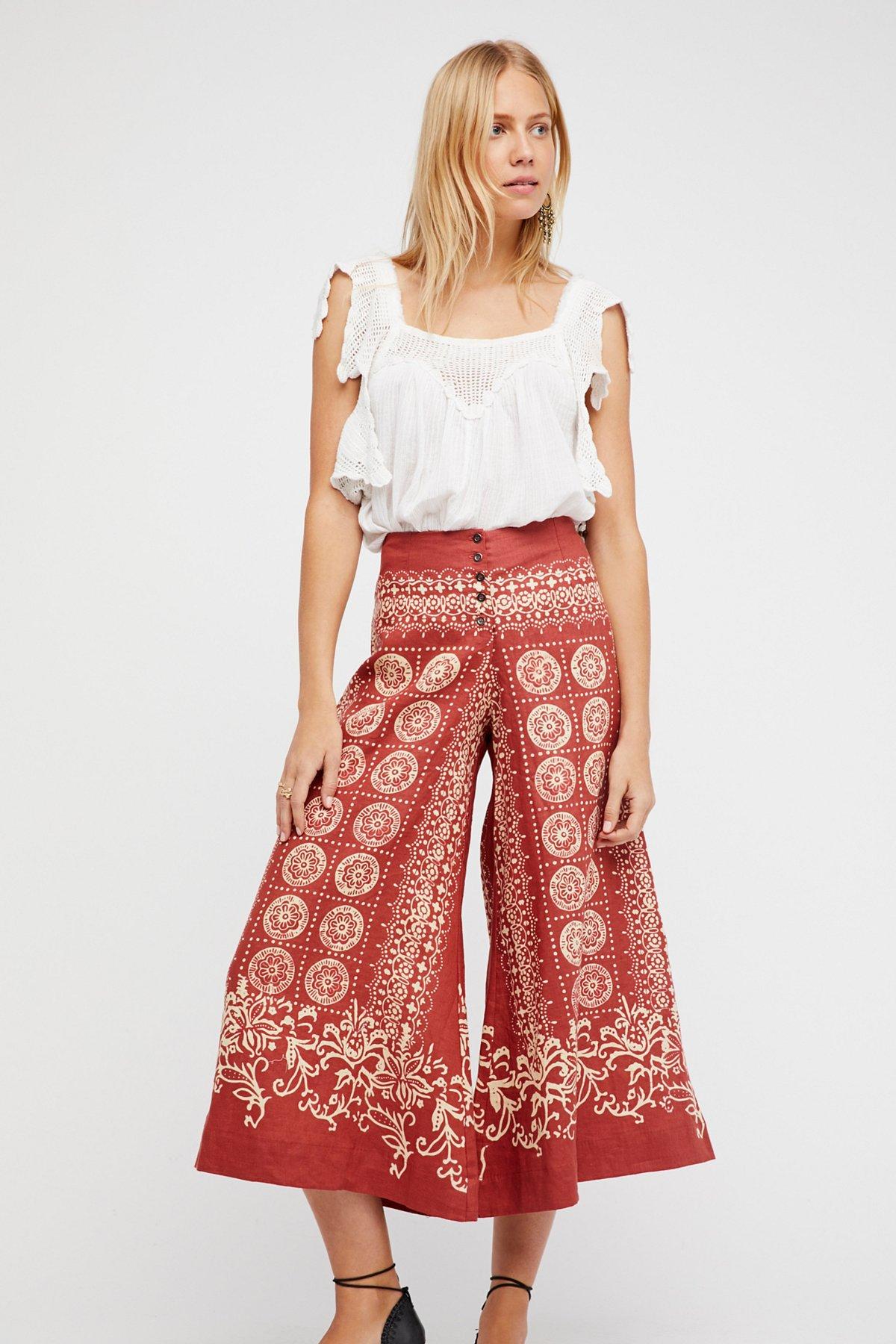 Bali Bandana Pant