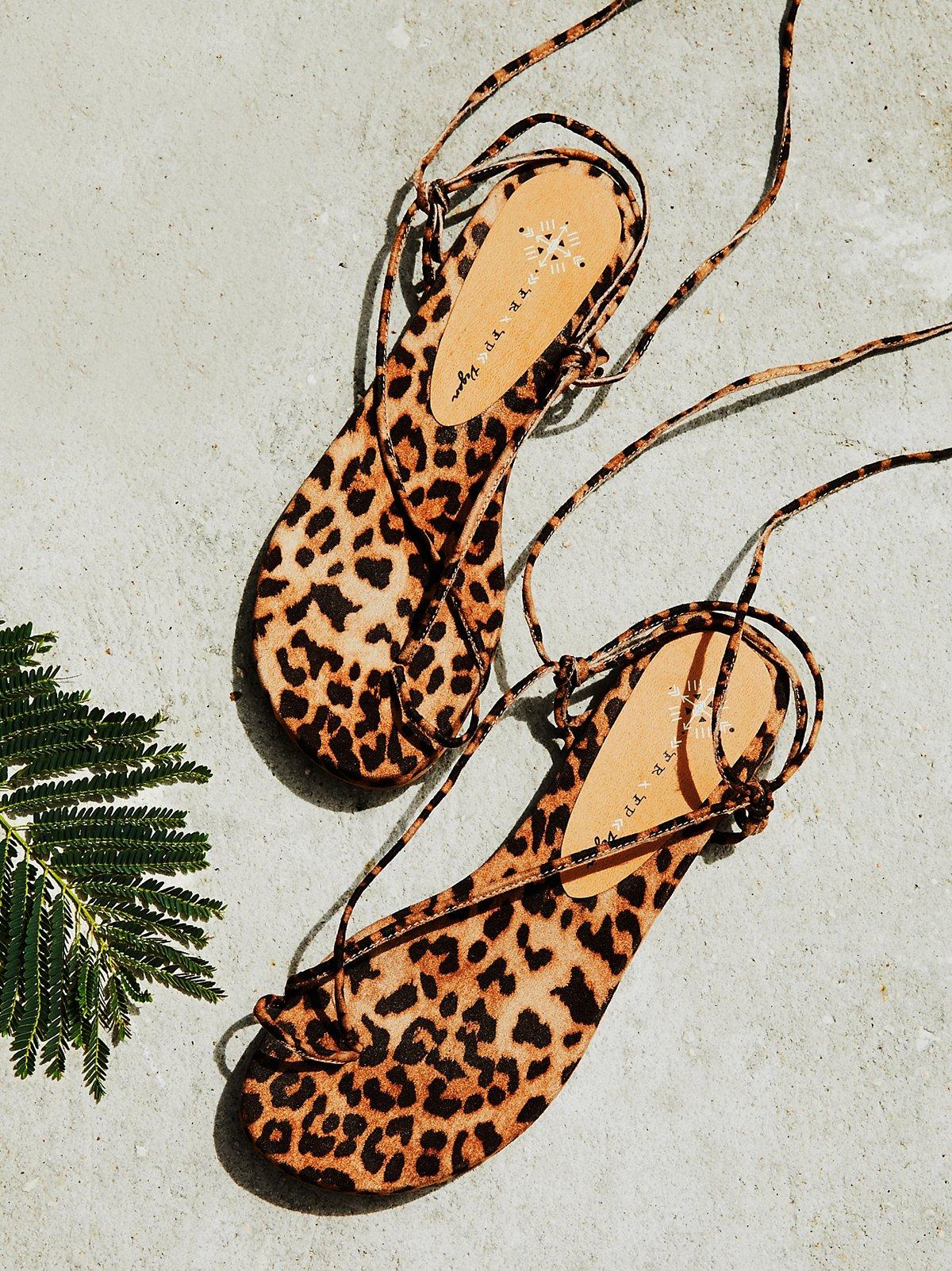 Vegan Mia Wrap Sandal