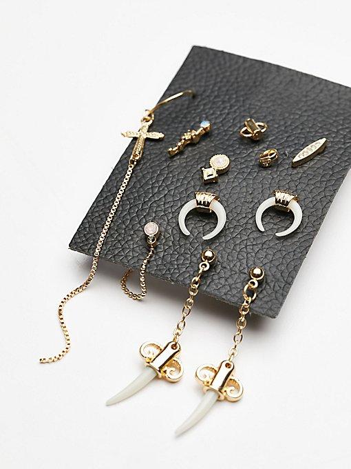 Product Image: Elizabeth Horn Piercing Set
