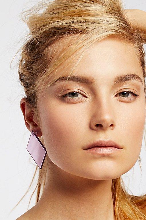 Product Image: Lucite Mega Earrings