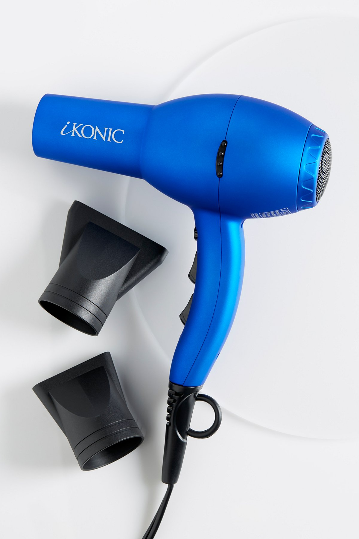 Ionic Boost Blue Hair
