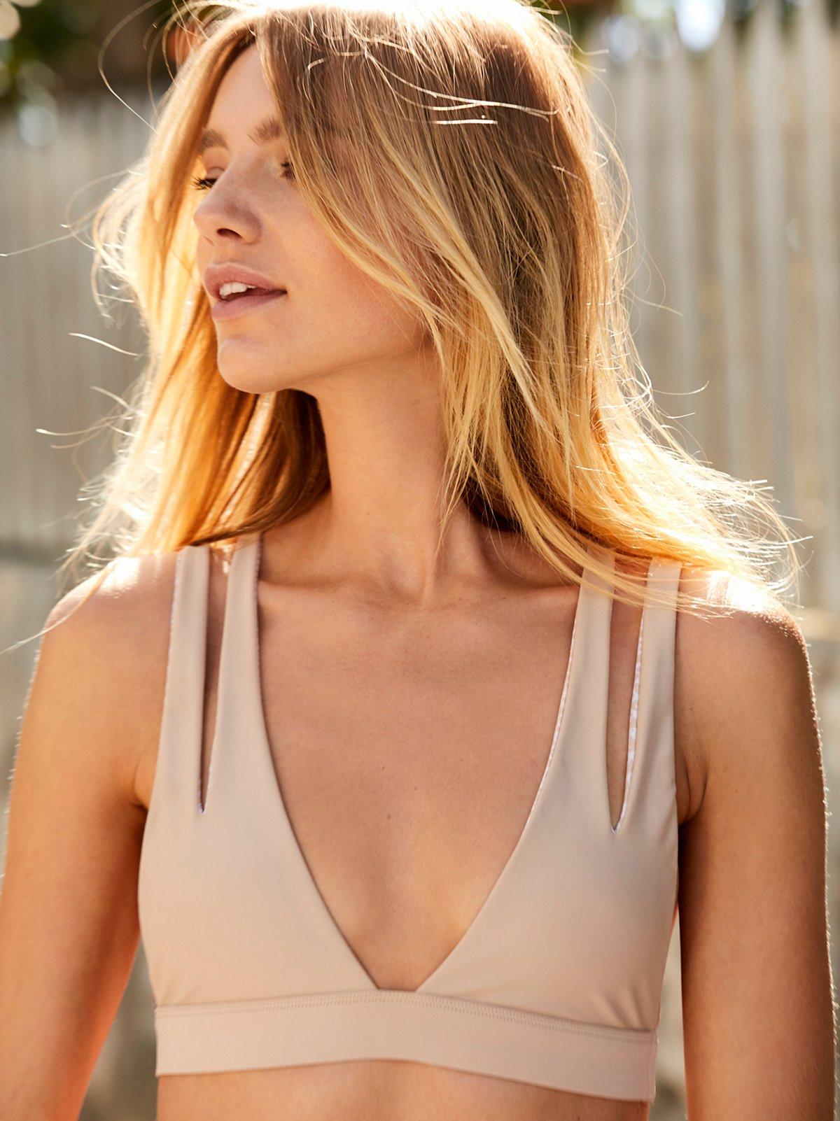 Plantation Bikini Top