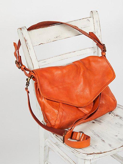 Product Image: Amalfi Leather Satchel