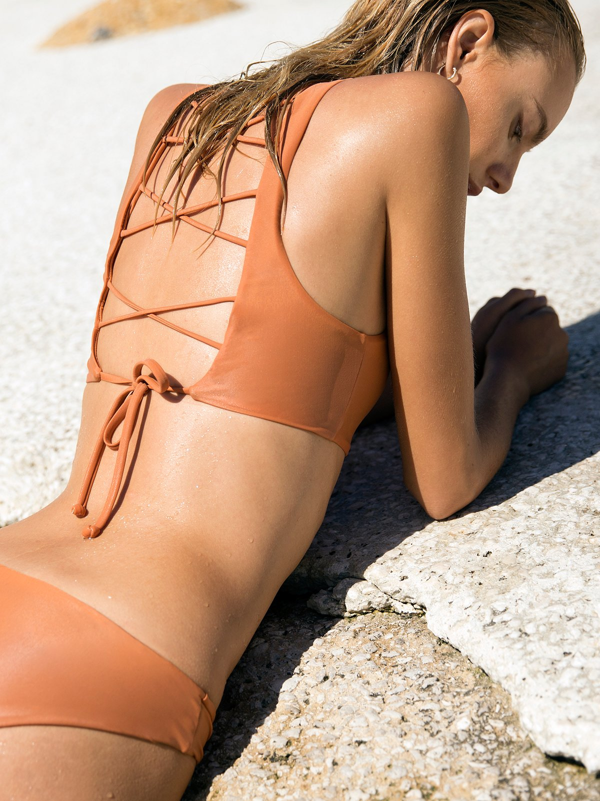 Petty Bralette Bikini Top