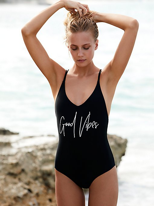 Product Image: Vibin' One Piece Swimsuit
