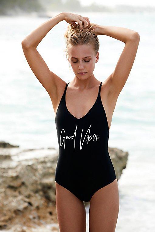 Product Image: Vibin' One Piece Swimsuit