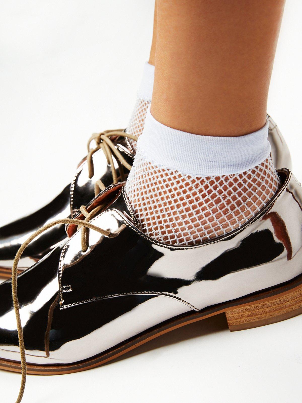 Heartbreaker Net Anklet