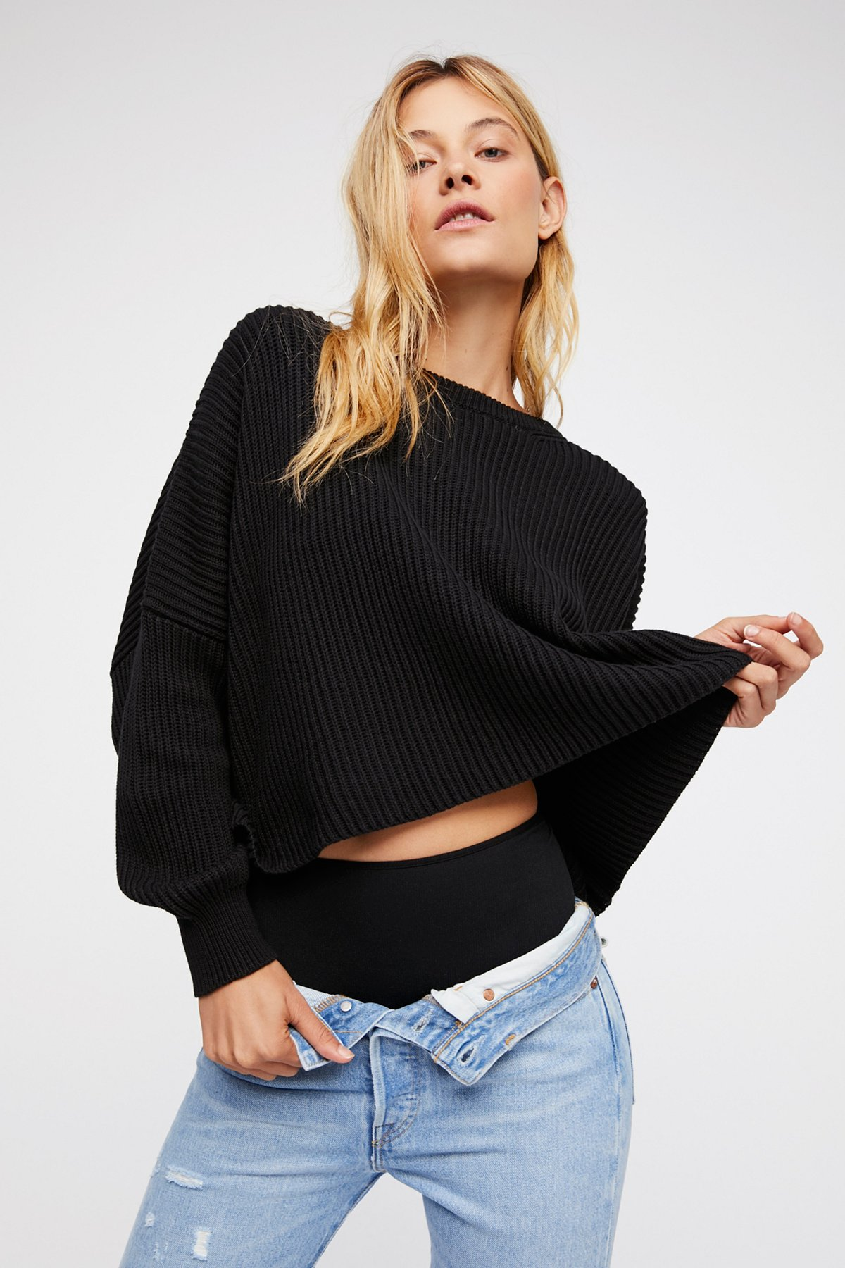 Piers & Palms Pullover