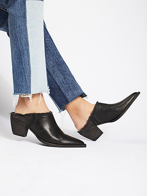 Product Image: Leather Wild Things Mule