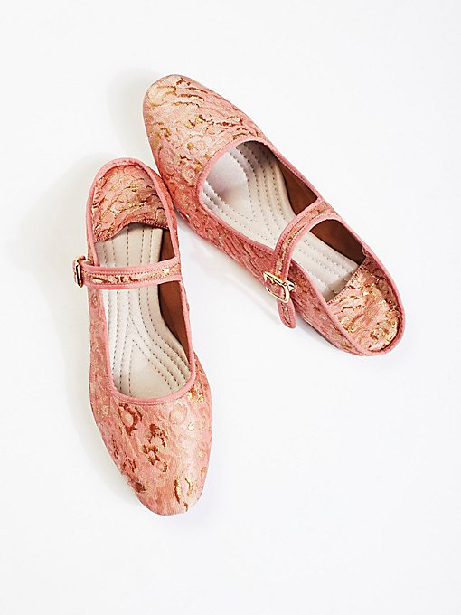 Product Image: Evie Mary Jane Flat