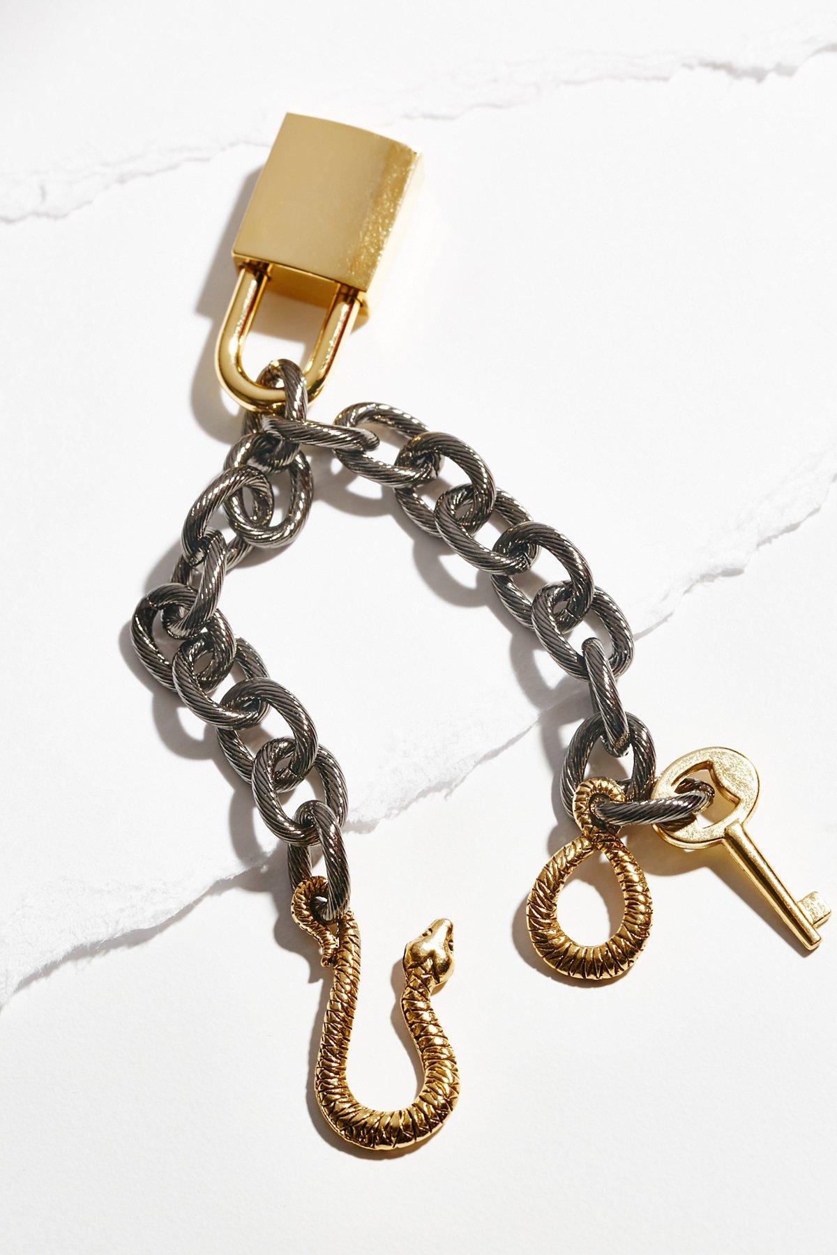Snake Lock手链