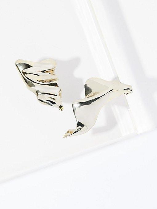 Product Image: High Shine Grand Ilona Earrings