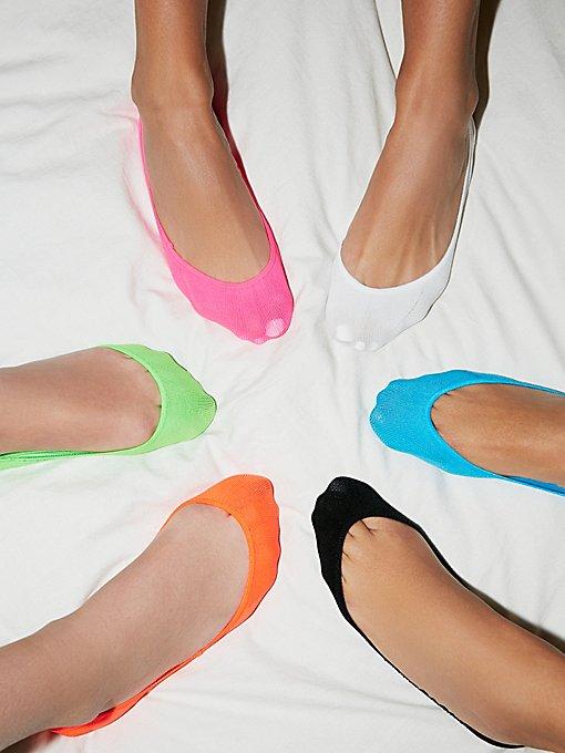 Product Image: 亮色船袜套装