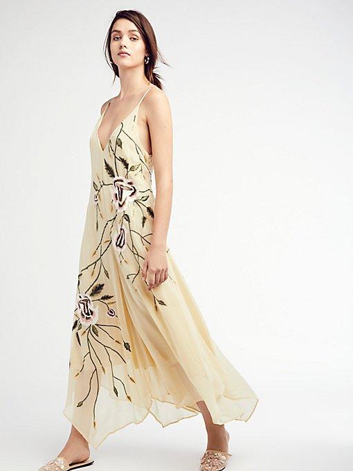 Product Image: Trailing Floral Jumpsuit