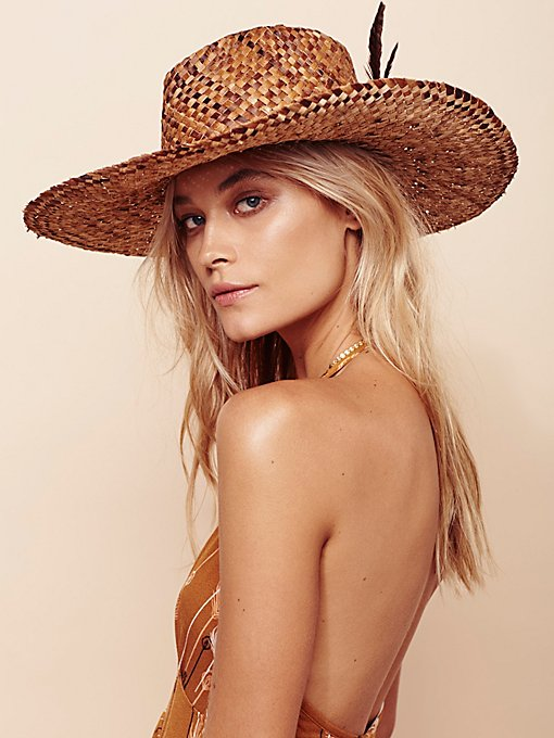 Product Image: Fallon Straw Hat