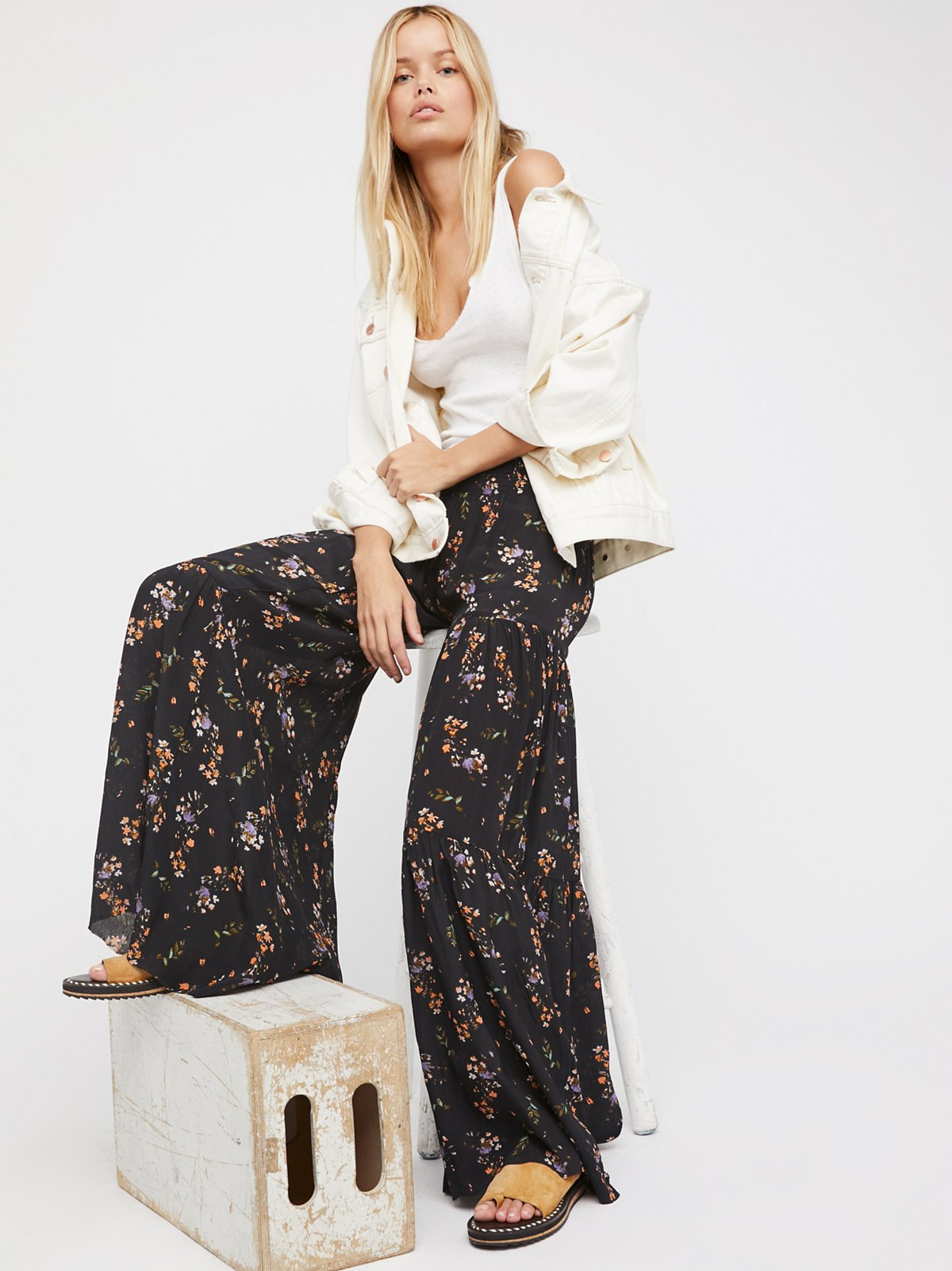 FP One Maxi Tiers Trouser