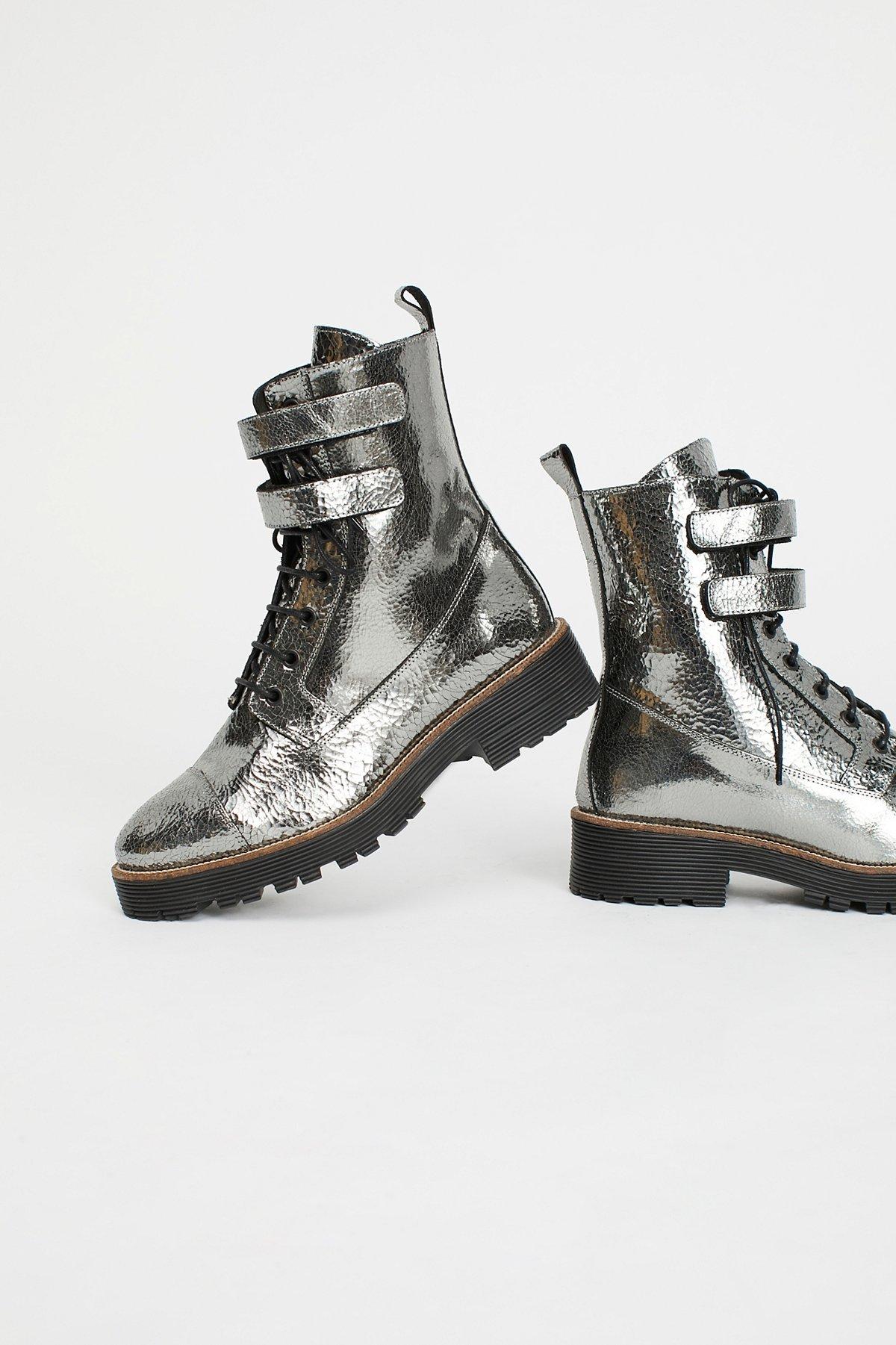 Finn Combat Boot