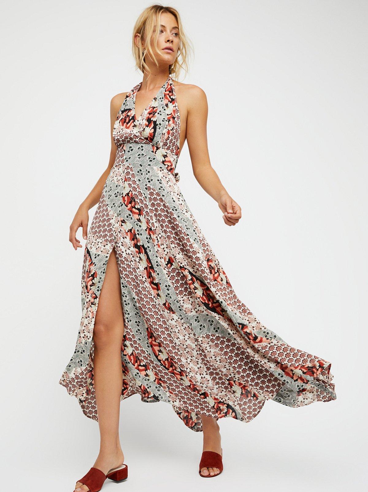 Lovely Light Maxi Dress