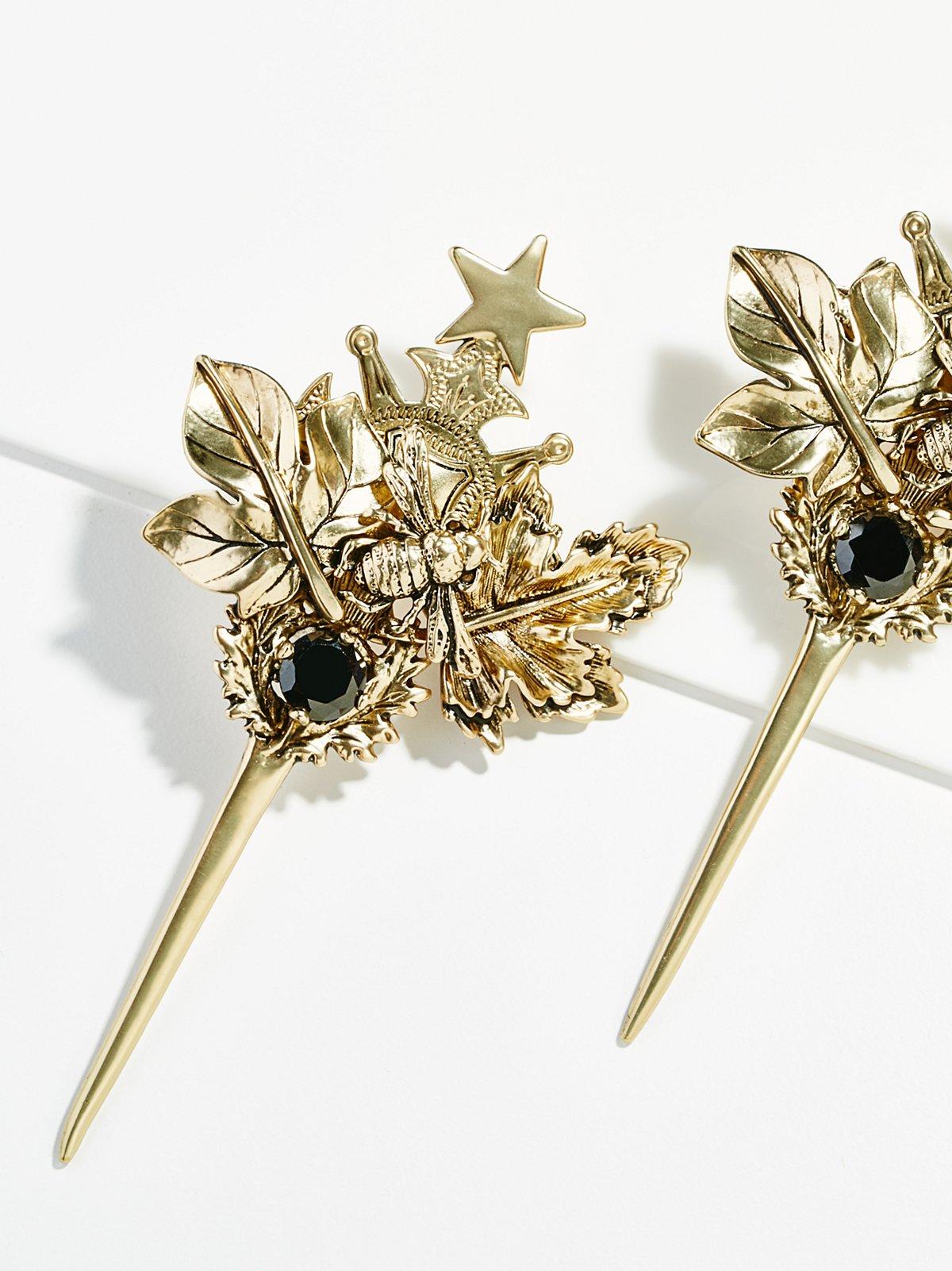 The Jester Earrings