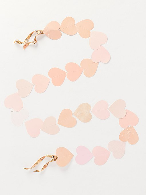 Product Image: Heart Garland