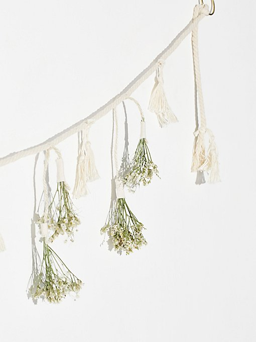 Product Image: Hanging Floral Garland