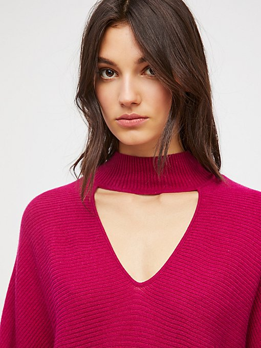 Product Image: Key To Heart Cashmere Sweater