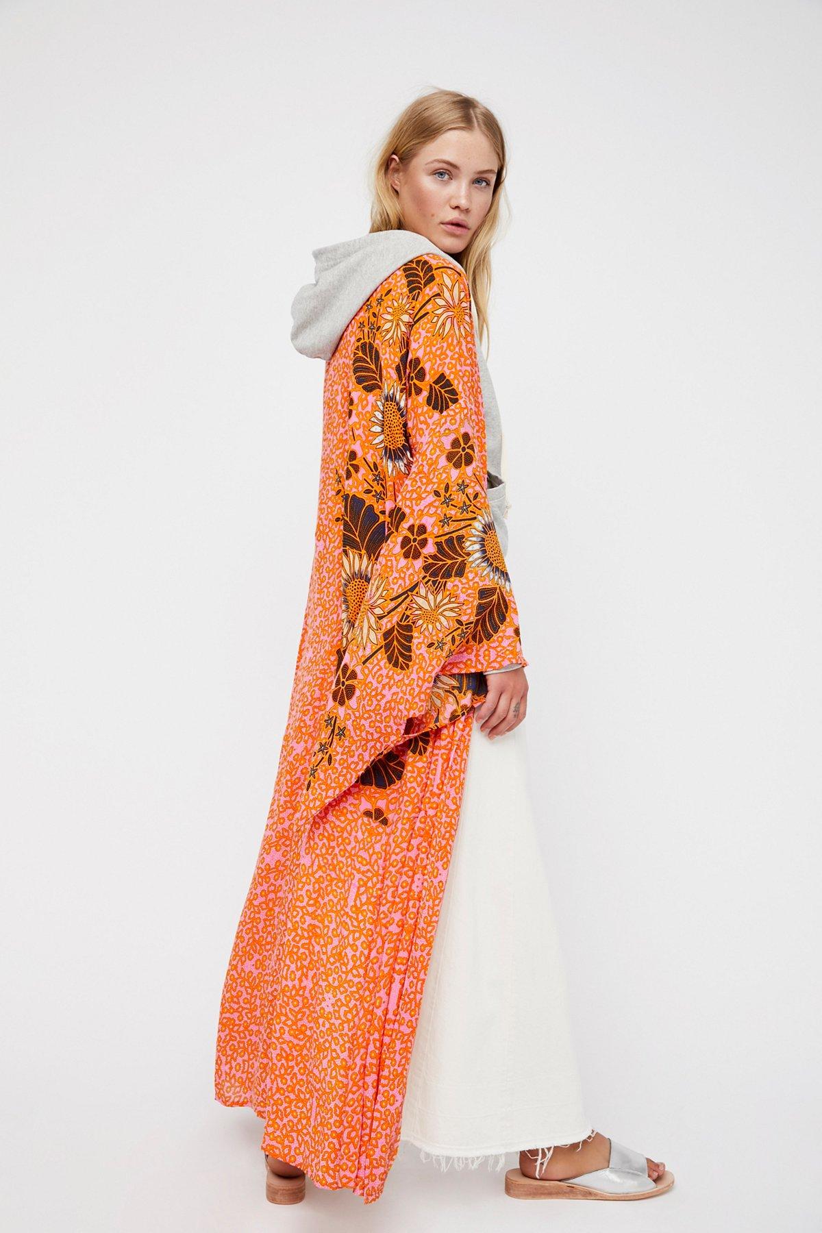 FP One Borneo Kimono
