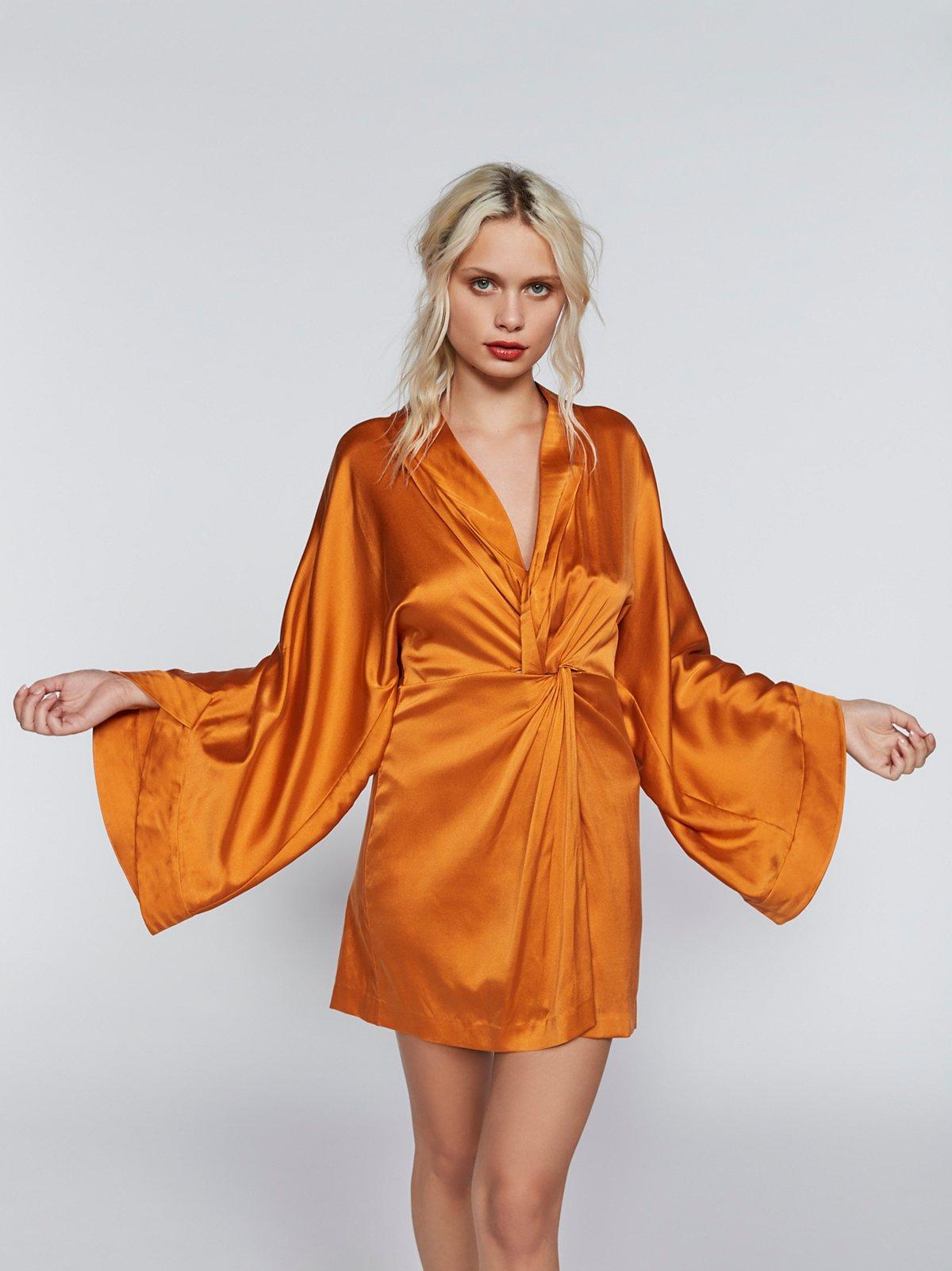 Eden Silk Dress