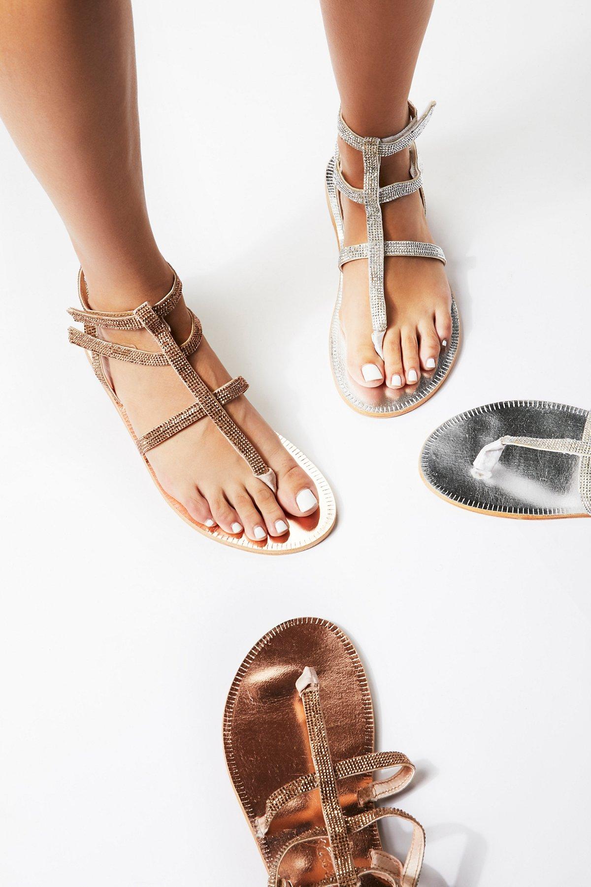 Confetti Sandal