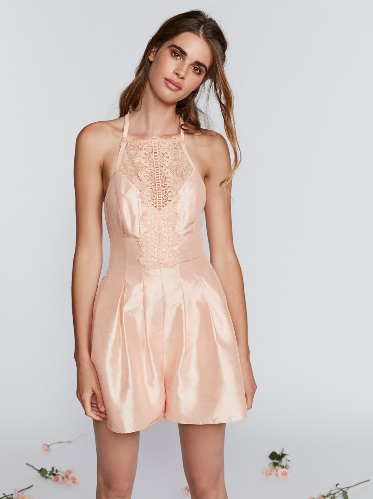 Heart To Heart Playsuit