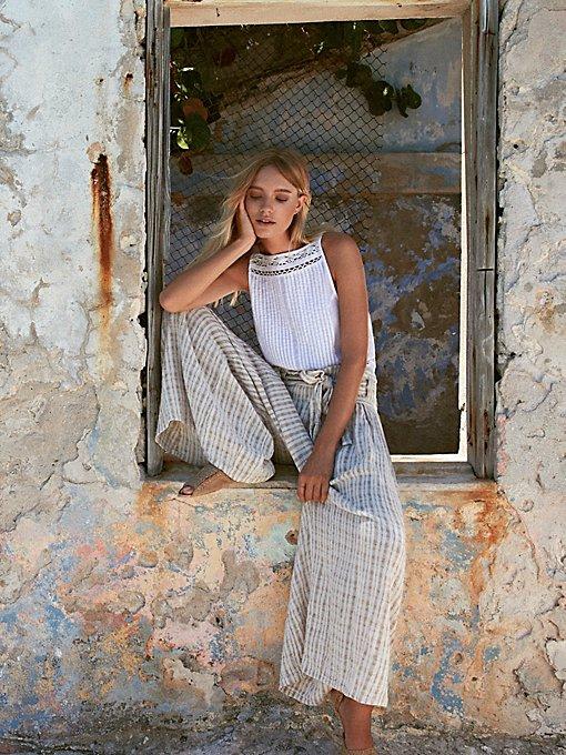 Product Image: Sun Island超宽腿裤子