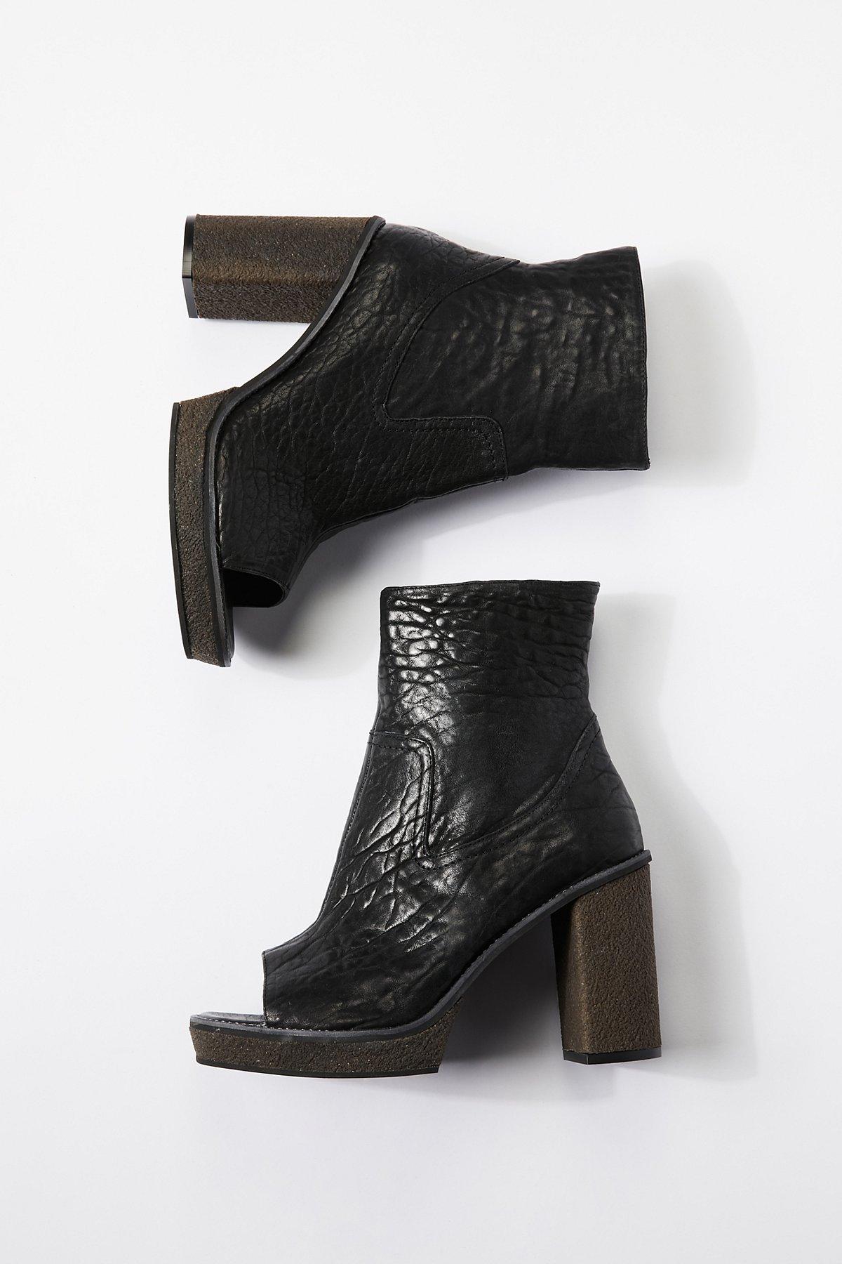 Vance厚底靴