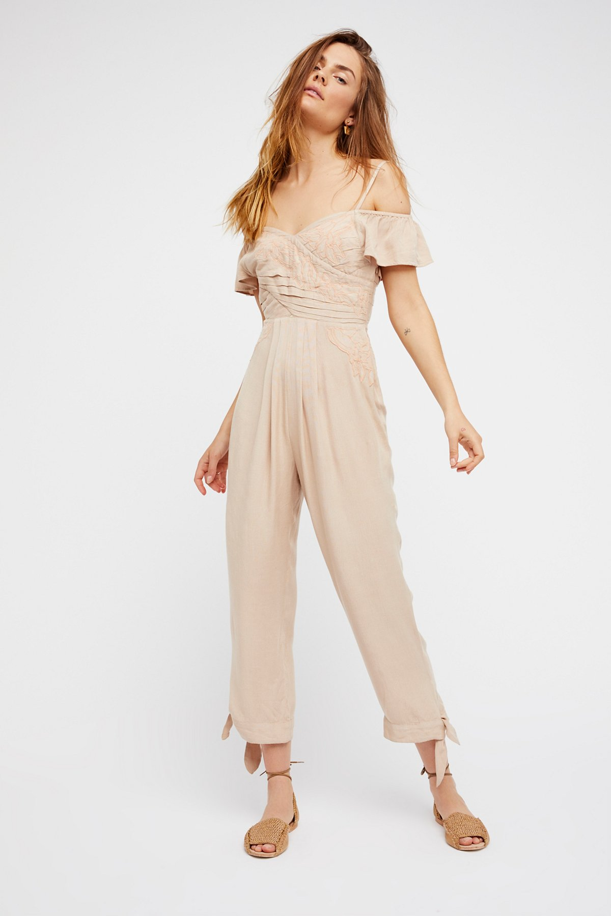 In The Moment Jumpsuit