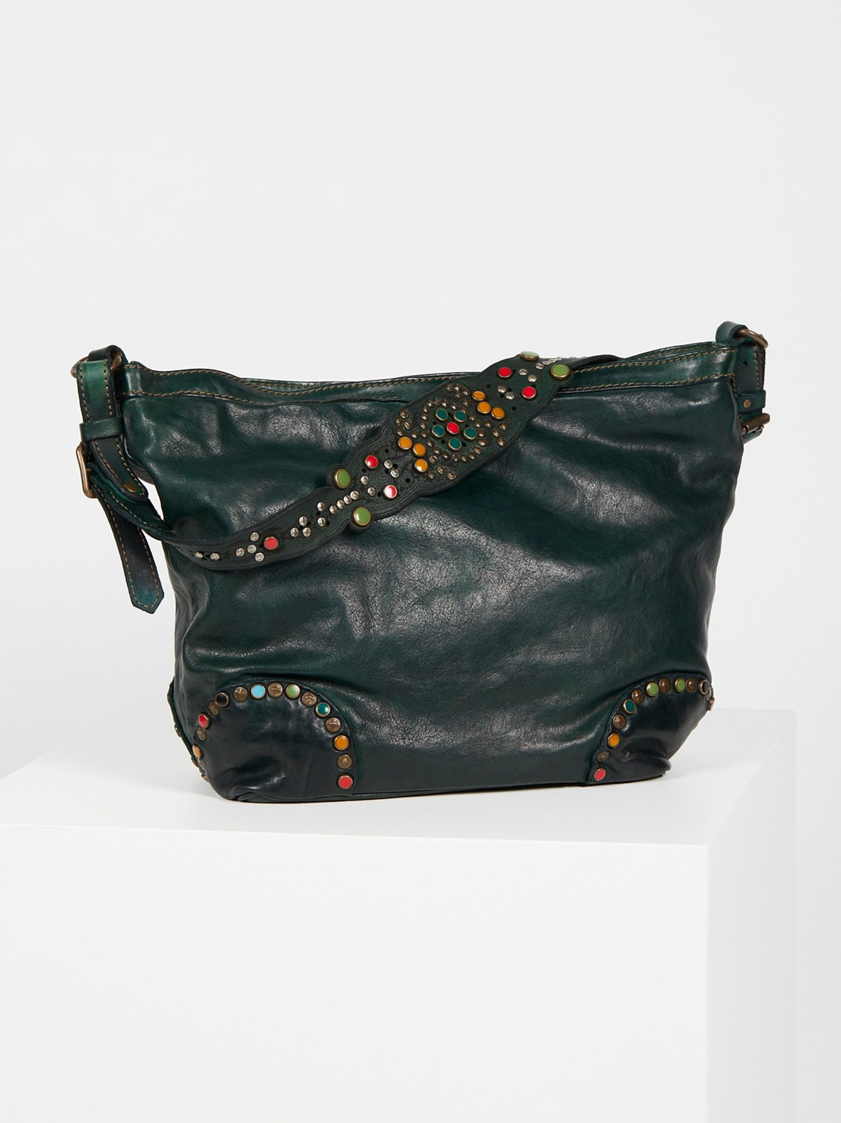 Casablanca Leather Hobo