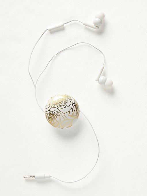 Product Image: Smartbudz Retractable Ear Buds