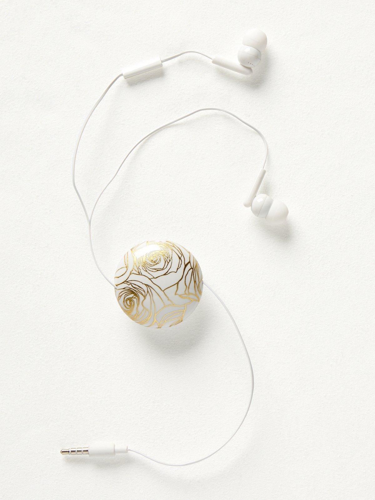 Smartbudz可伸缩耳机
