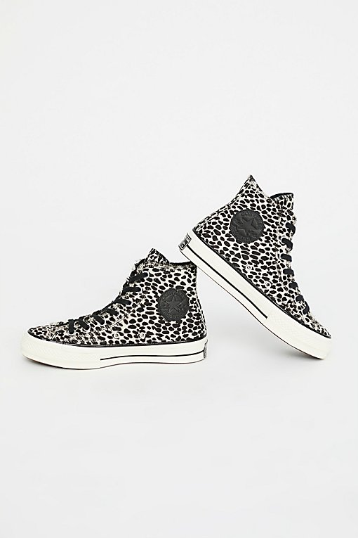 Product Image: Leopard High Top Sneaker