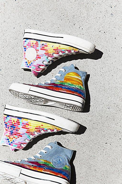 Product Image: Mara Hoffman x Converse High Top Sneakers