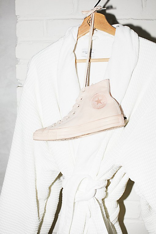 Product Image: Mono Canvas高帮运动鞋