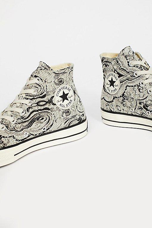 Product Image: Brocade High Top Sneaker