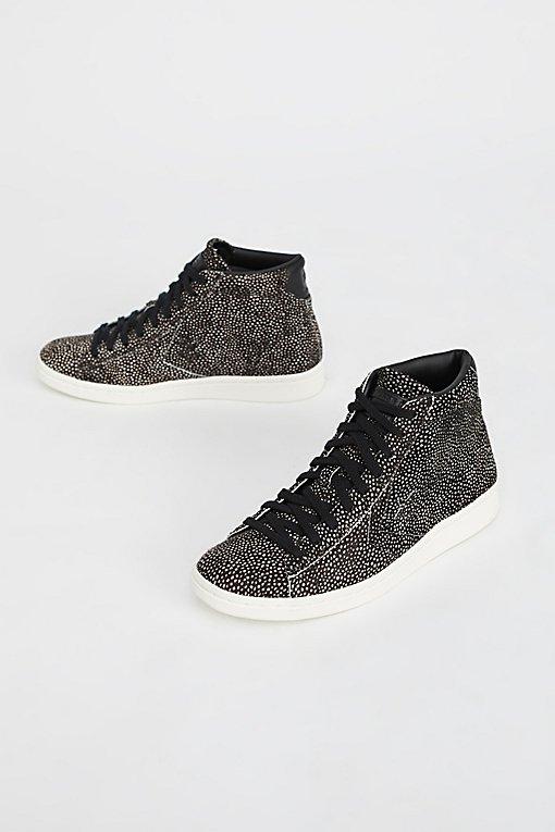 Product Image: Premium Faux Fur Hi-Top Sneaker