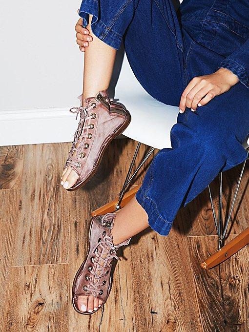 Product Image: Saga Lace Up Sandal
