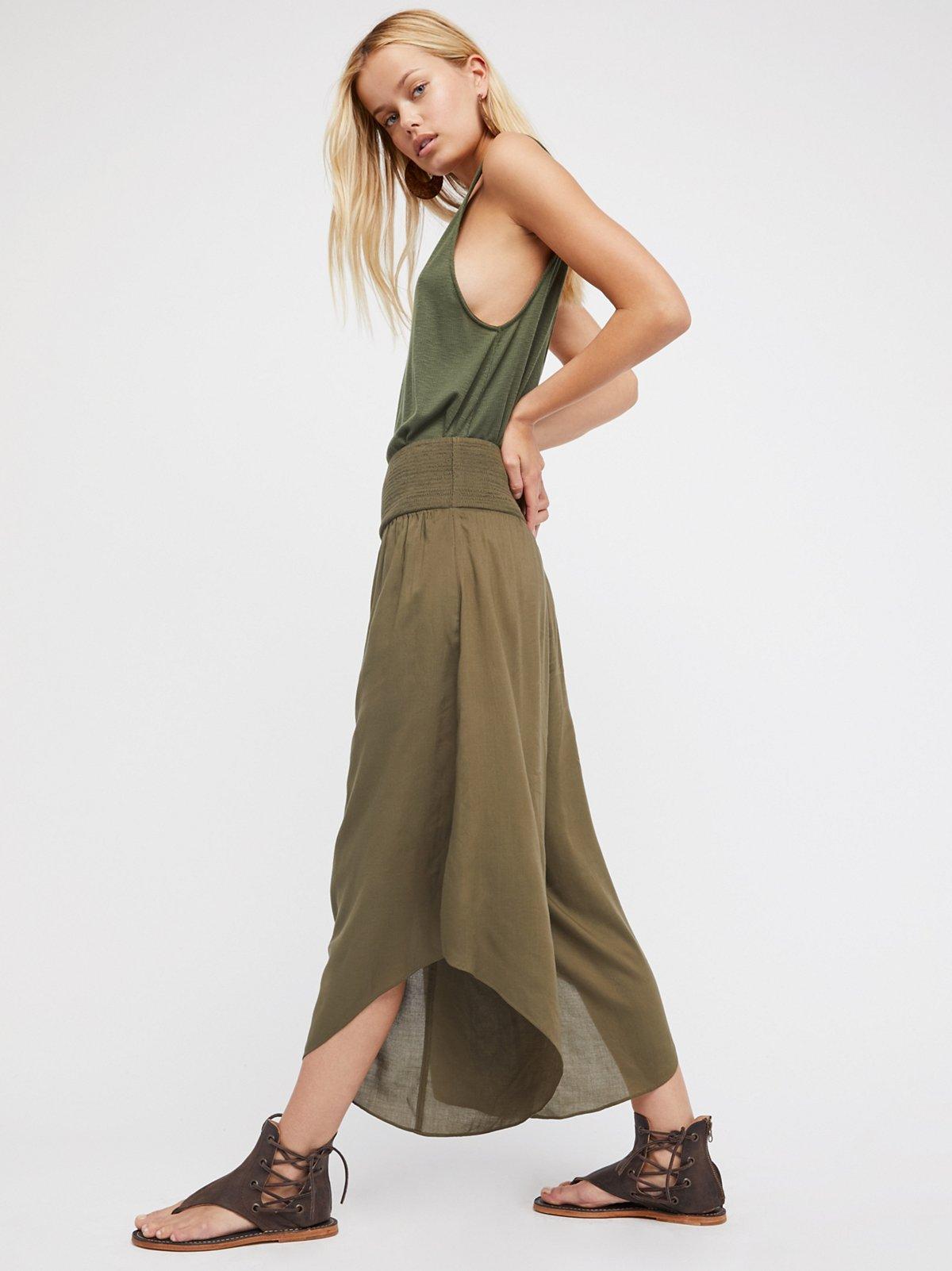 Miranda Angular套穿式裤装