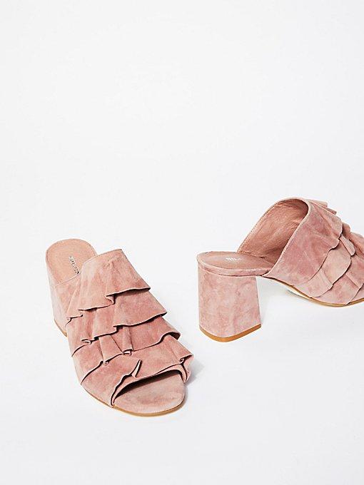 Product Image: Cleo Ruffle Block Heel