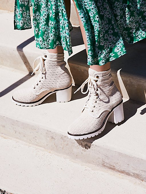 Product Image: Vegan Agency Lace-Up Boot