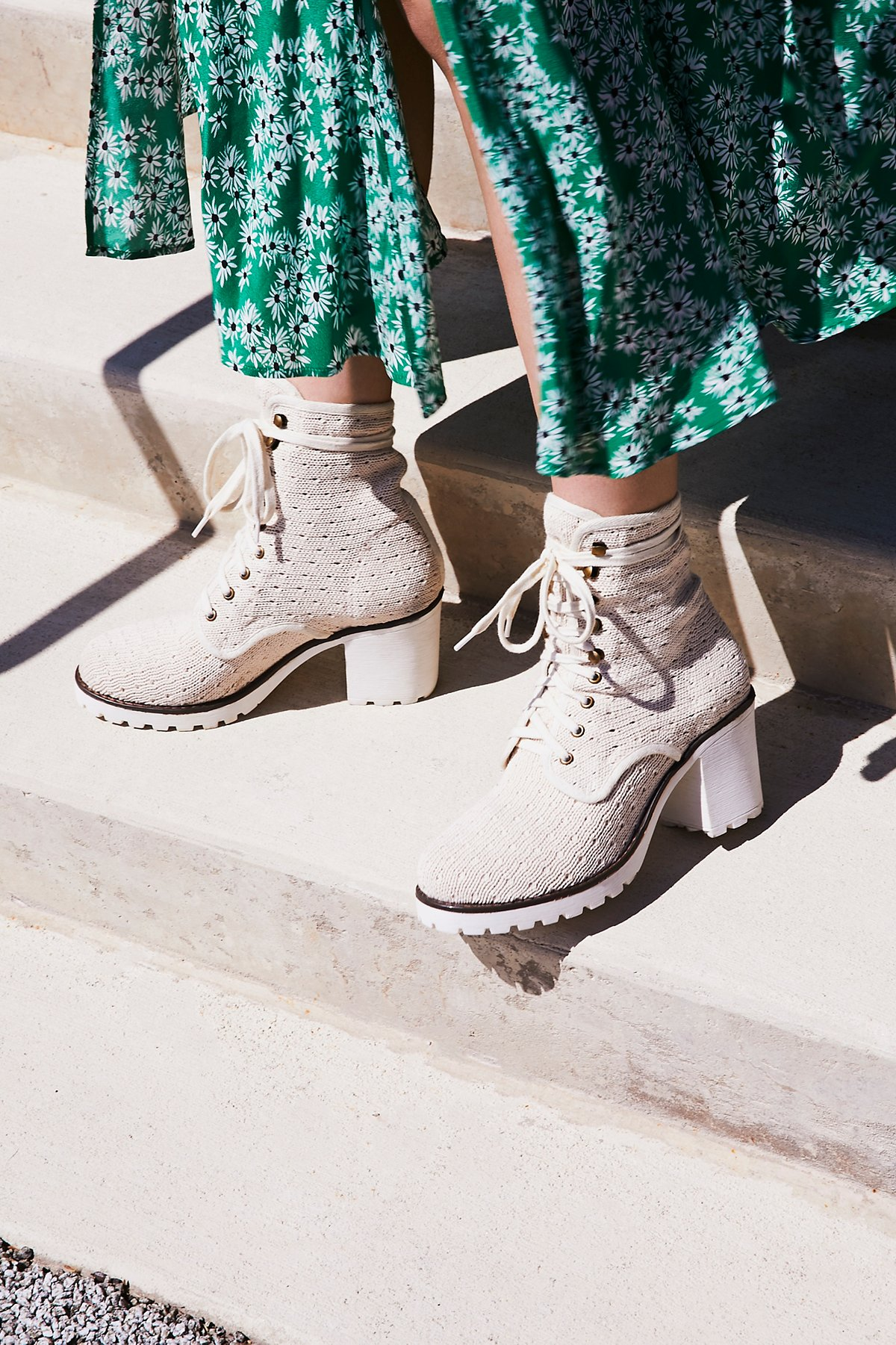 Vegan Agency Lace-Up Boot