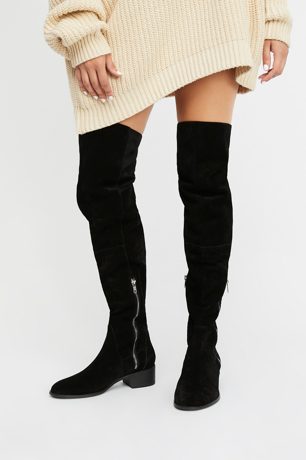 Everly Thigh Hi Boot
